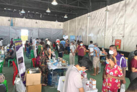 MCCPMD to open No 2 Saleroom of anti-COVID-19 medicines in Pabedan Township on 23 August