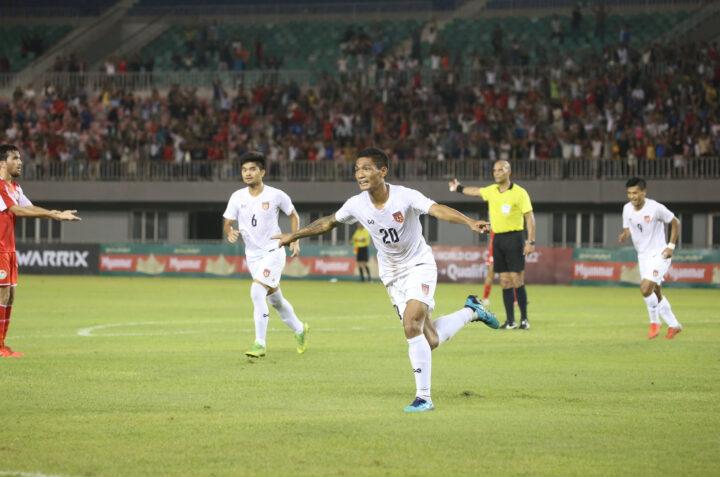 Myanmar FIFA in August NS