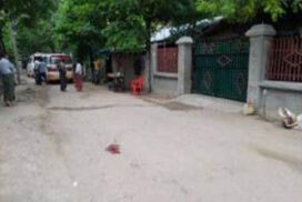 One child killed, two people injured in brutal assassination attempt in Myingyan