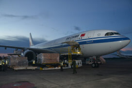 Yangon receives medical equipment, accessories donated by PLA, Myanmar Embassy, military attaché office in Beijing