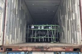 Tatmadaw provides anti-Covid-19 devices, oxygen tanks