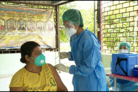 New COVID-19 cases drop in Mandalay District