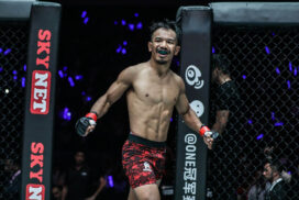 Myanmar fighter Tial Thang promises his fight going to end with a finish
