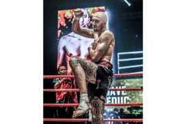 Dave Leduc to conduct lethwei training in Mexico next month