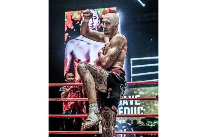 lethwei king Dave NS