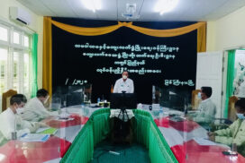 Regional development projects implemented in Kachin, Shan (North) States