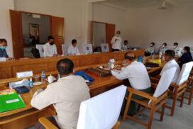 Union Election Commission probes into political parties