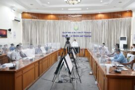 Hotels and Tourism Ministry coordination meeting for filming, broadcasting of hotel services held