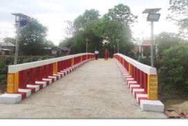 Development projects completed in 351 villages in Magway Region