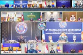 Thailand hosts 18th ASEAN Air Chiefs Conference