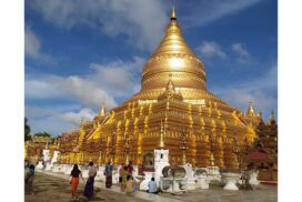 Number of pilgrims to Bagan cultural zone increases within week