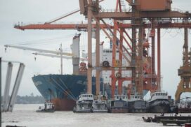 Myanmar imports surpass exports in trade with Singapore this FY