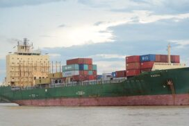 Maritime trade tops $17.3 bln as of 20 Aug