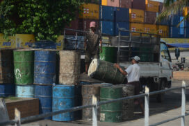 Palm oil market sees record jump in mid-September