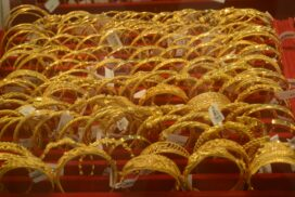 Domestic gold price falls by K45,000 per tical in two days