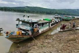 Speedboat service resumes for Sinbo-Myitkyina itinerary
