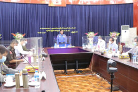 E-Government work committee holds first coordination meeting (1/2021)