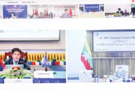 25th Mekong River Commission Dialogue Partners Meeting held