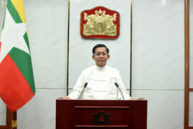 The speech delivered by Chairman of the State Administration Council Prime Minister of the Government of the Republic of the Union of Myanmar Senior General Min Aung Hlaing at the ceremony to mark World Tourism Day-2021