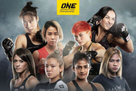 ONE Championship to hold first all-women's event on 3 September
