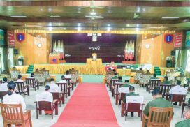Primary duty of Tatmadaw is to defend the State; Tatmadaw and  the history of the country is inseparable: Senior General