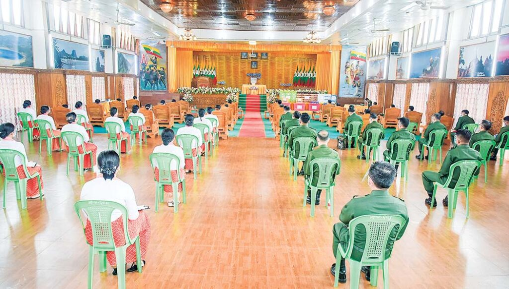 All need to continuously preserve these fine traditions of the Tatmadaw which has been serving the State defence duty and the public interests