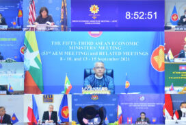 ASEAN Economic Ministers hold Meetings with U.S., Hong Kong (China), India, EU, Russia Economic Ministers