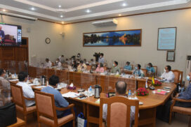 1st Business to Business Dialogue on Promoting Bilateral Trade and Investment Cooperation between Myanmar and Russia held