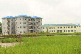 Construction of Government Technical Institute (Dala) under implementation