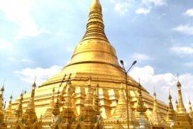 Elevators reopened at temporarily closed Shwedagon Pagoda