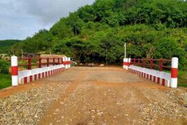Myeik district rural road development dept to implement 68 road/bridge projects in 2021-2022FY
