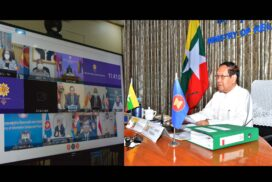 Union Minister for Religious Affairs of Culture attends 26th ASEAN Socio-Cultural Community Council Ministers Meeting
