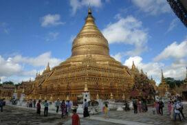 Over 5,000 pilgrims flock to Bagan Cultural Zone in Thadingyut celebration
