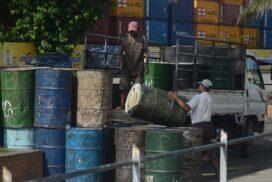 Palm oil price touches around K6,000 per viss in domestic market