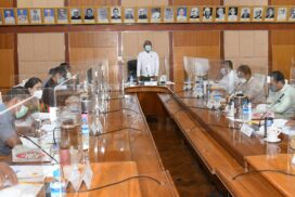 Child Labour Eradication on Knowledge Dissemination and Capacity-Building Working committee holds meeting 1/2021