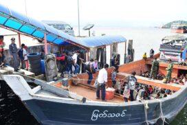 Myanmar-Thai border trade up $314 mln till 24 Sept