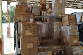 MoC conducts daily import processes of anti-COVID-19 equipment