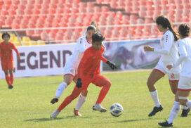 Women's Asian Cup Qualifiers: Myanmar trounce Lebanon 4-0