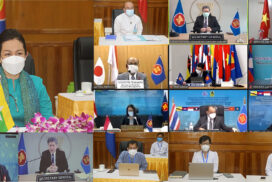 MoSWRR attends ASEAN disaster management and related meetings