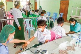 MoH rolls out COVID-19 jabs for children aged 12 and above
