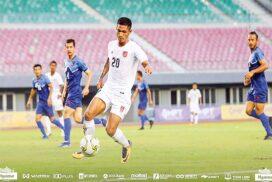 Myanmar football star Suan Lam Mang to join Thai League II