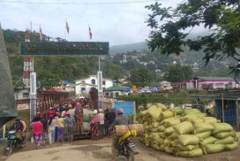 Myanmar-India border trade increases this FY