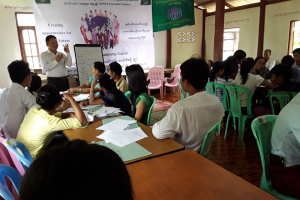 5th Advanced leadership Course in Rakhine State