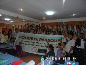 Goodbye Paraquat Training 1 05232015