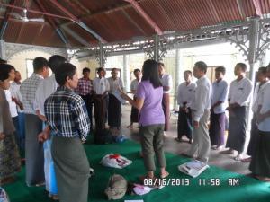 Training 4 08162013