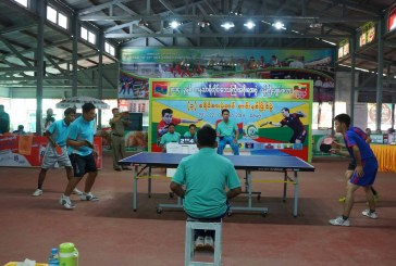 Myeik District (A) emerges champion in inter-district table tennis tourney