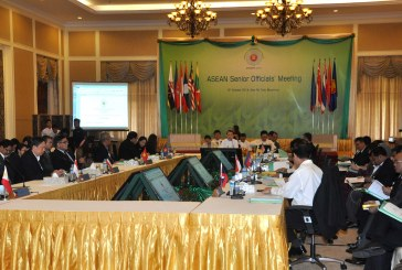 Future of ASEAN and strengthening of institutional capacity of ASEAN discussed