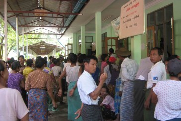 Health care services mark 74th birthday of Gangaw Tahtaung Sayadaw