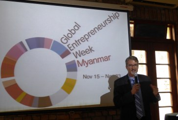 Global Entrepreneurship Week activities to take place from 15-23 Nov in three cities in Myanmar