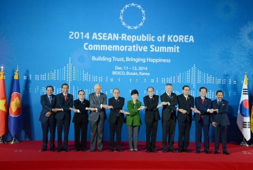 President U Thein Sein delighted with success, growth of ASEAN-ROK cooperation